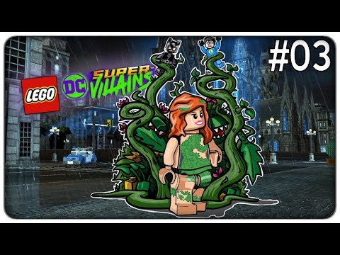 NON FATE MAI ARRABBIARE POISON IVY | Lego DC Super-Villains - ep. 03 [ITA]