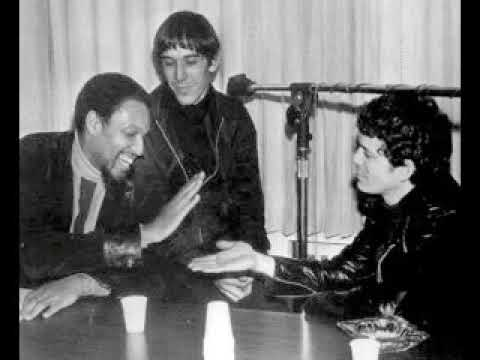 1967 Lou Reed John Cale Radio Interview on The music factory