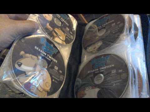 family Guy DVD disambiguation part 1