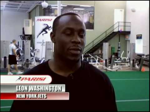 Leon Washington on his NFL Combine Training Experience