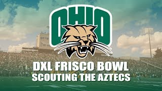 Ohio Football 2018: Scouting the Aztecs (DXL Frisco Bowl)