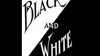 """""""Black & White""""   Евгения - из Иркутска в Украину."""