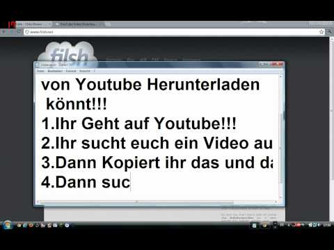 Youtube Lieder(Videos)Runterladen