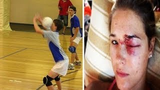 """En tu cara"" Volleyball- In your -Face- Six-Pack Thumbnail"
