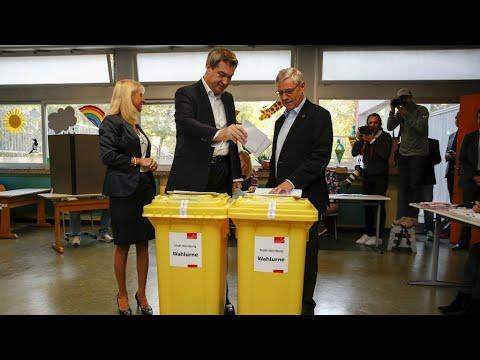 ألمانيا: فشل تاريخي لحلفاء ميركل في انتخابات بافاريا بحسب الاستطلاعات  - نشر قبل 37 دقيقة