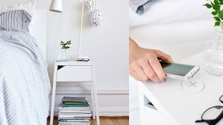 Your Favourite Swedish Furniture Will Now Charge Your Phone