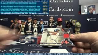 2017 Tribute & Best of Baseball 2 Box Break for Brenton Y thumbnail