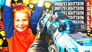 9 year old teaches me how to be the BEST infinite warfare player