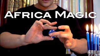 Africa Magic - a coin magic routine from Shir Soul Magic