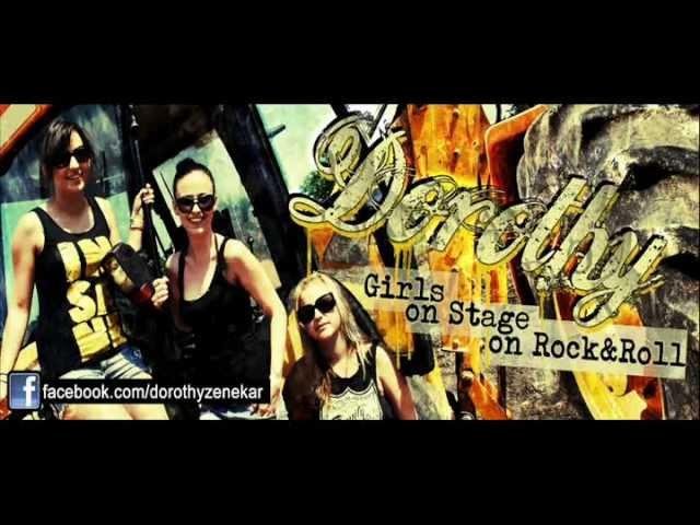 dorothy-csajok-pasik-rock-roll-dorothy-zenekar