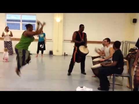 Djeneba Sako - Mali Dance in Denver, CO