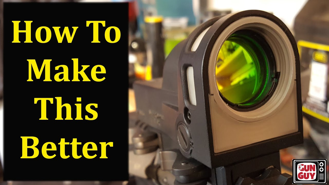 How To Improve Your Mepro M21 Rifle Optic