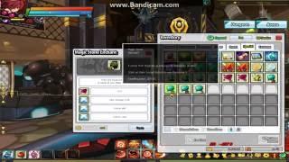 Elsword magic stone socketing secret dungeon set [ boots gloves weapon] problem  PART 2