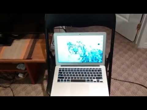 mac hookup to projector