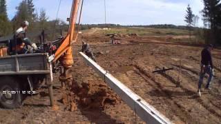 видео опора СВ 95-3