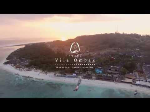 Hotel Vila Ombak - Gili Trawangan, Lombok