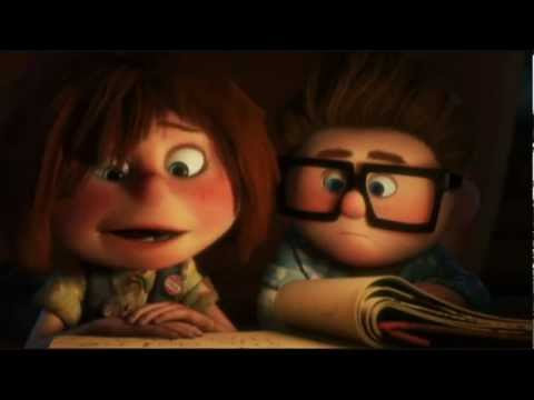 Up - A Love Back Through Time (Carl & Ellie love story told in reverse order)