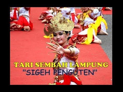 TERBARU..!! Tari Sembah Adat Lampung