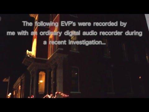 Edison Shaw Paranormal-EVP
