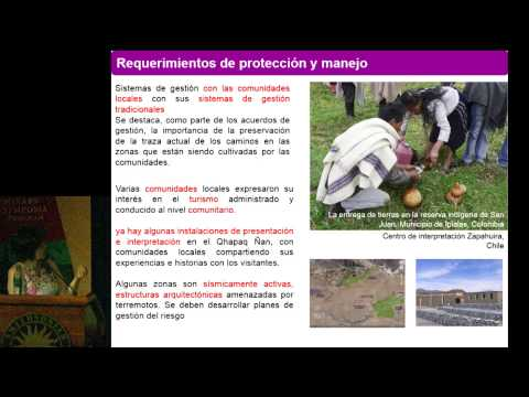 Inka Road Symposium 26 - Inka Expansion: The Road Network in Colombia