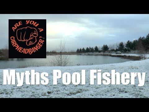 *** CARP FISHING *** MYTHS POOL FISHERY Carpheadbangers