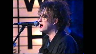 The Cure - Doing The Unstuck - The Jack Docherty Show