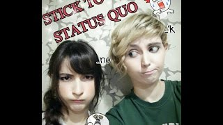 Hello everybody!! We are two italian girls that live in Japan! We l...