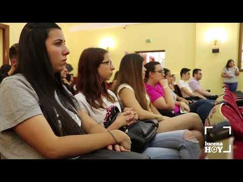 VÍDEO: 45 jóvenes comienzan su formación en las tres escuelas taller de Lucena