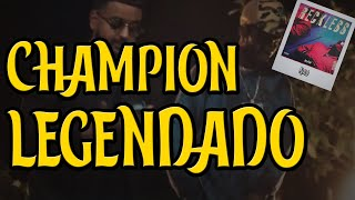NAV - Champion ft. Travis Scott (Legendado)