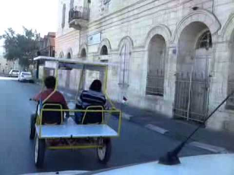 Solar Bicycle Made In Palestine Road Test 5