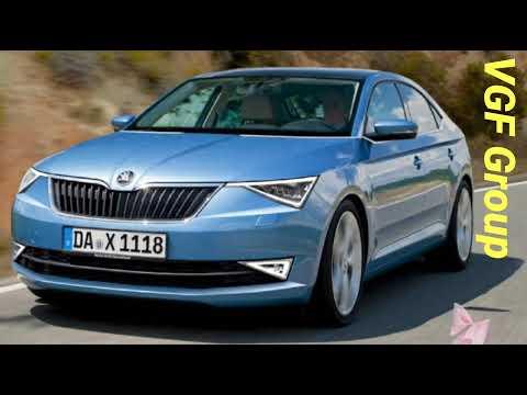 Skoda Superb 2019 Facelift New Cars Upcoming 2019 2020
