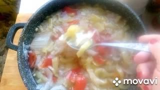 Диетический суп. Диета на неделю , минус 5- 7 кг и ваша сила воли