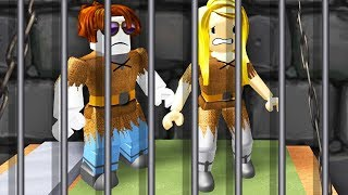 ESCAPE THE DUNGEON! (Roblox) W/Jelly