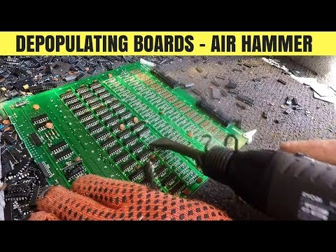 Depopulating Boards - High Grade Boards Part 4