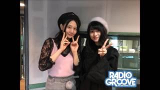 2017年3月16日 FM NORTH WAVE RADIO GROOVE (ラジグル) 東李苑 古畑奈和.