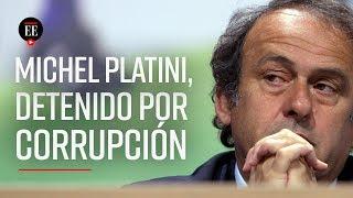 Michel Platini es puesto bajo custodia en medio de una investigación por corrupción | El Espectador