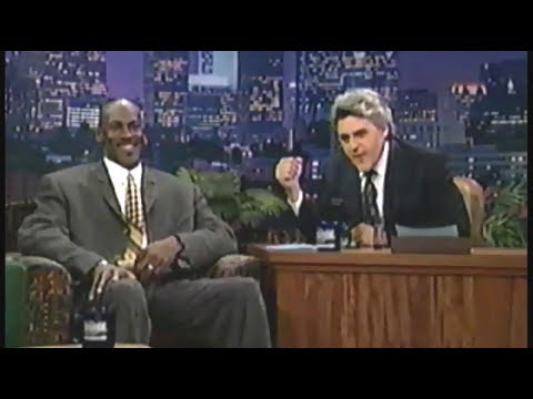 September 24, 1996 - Michael Jordan Interview - The Tonight Show Jay Leno
