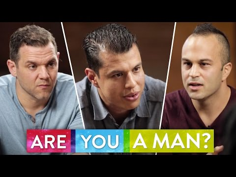 What is Masculinity? | That's What He Said