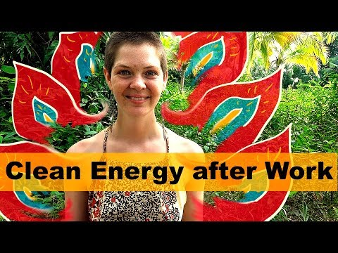Guided Meditation After Work - Energy Cleanse Meditation for Relaxation