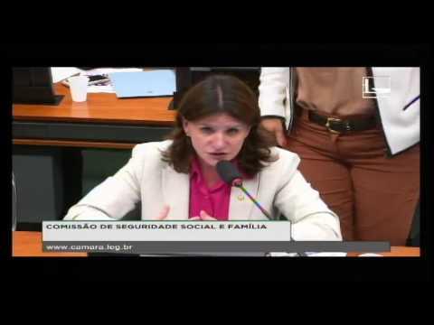 SEGURIDADE SOCIAL E FAMÍLIA - Reunião Deliberativa - 06/07/2016 - 11:22
