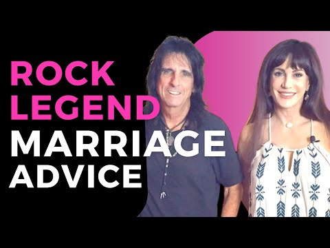 Relationship Advice With Rock Legend Alice Cooper & Sheryl Cooper