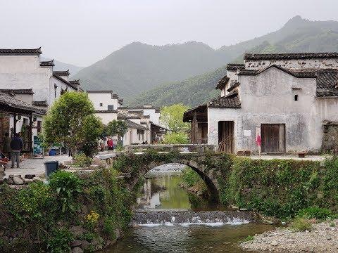 Hongcun Ancient Village, Anhui Province, China