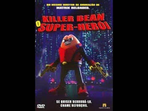 Killer Bean o Super Herói Dublado Completo
