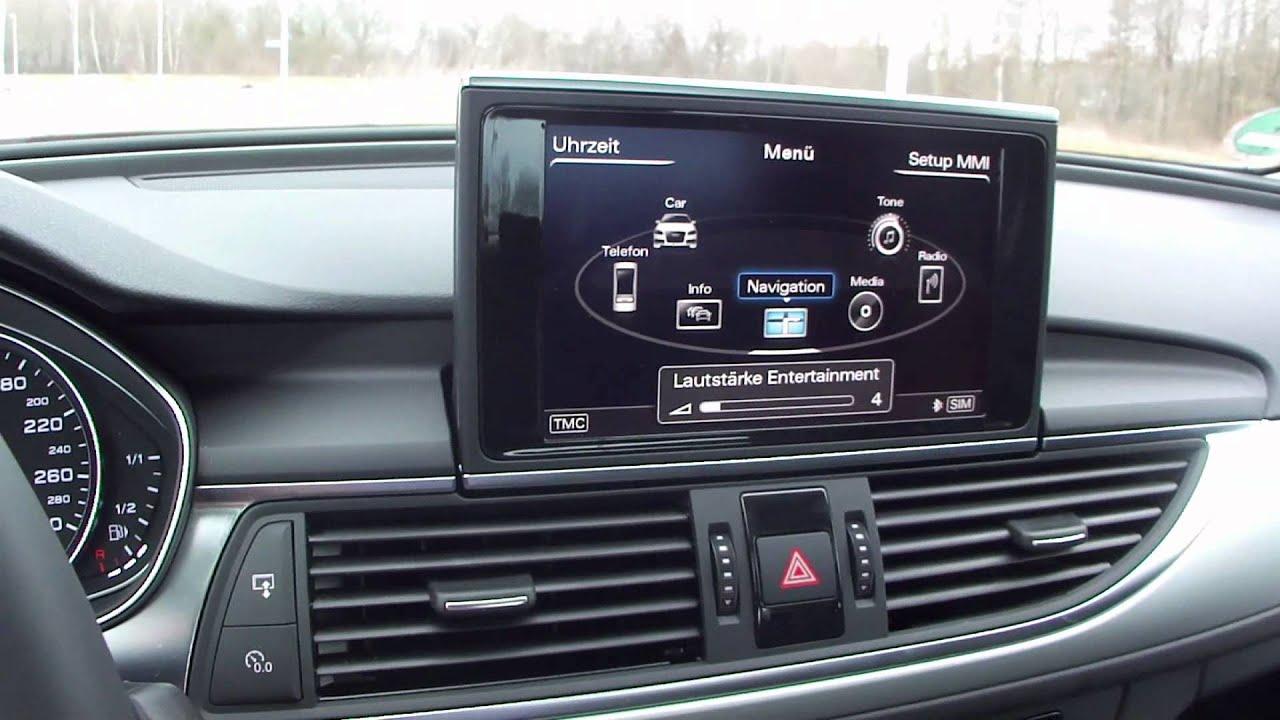 2012 Audi A6 30 Tdi Quattro Walkaround Youtube