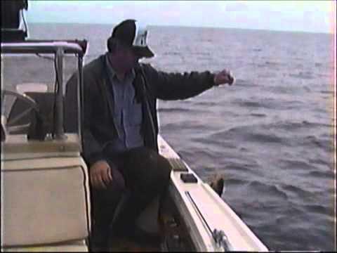 Float Plane to Isle Royale Nat'l Park 25 yrs ago lake trout fishing