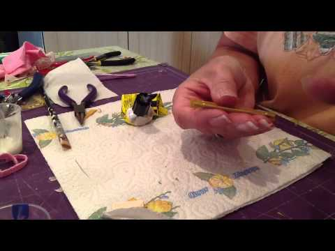 How To Make Bathroom Accessories For A Dollshouse