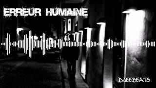 Instru Rap- Beat Hip Hop - Erreur Humaine