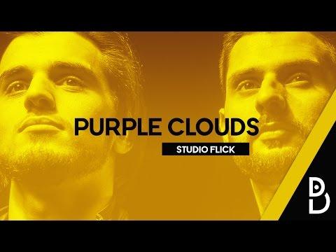 "Studio Flick ""PURPLE CLOUDS"" - DopeBoyzMuzic 2017"