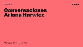 Conversaciones — Ariana Harwicz