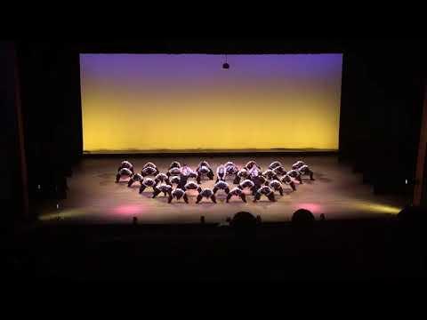 鶴見商業高校ダンス部 文化祭 オープニング 2017